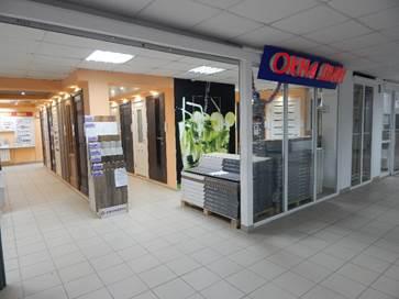 Вход в салон Вопрос Ремонта в Витебске