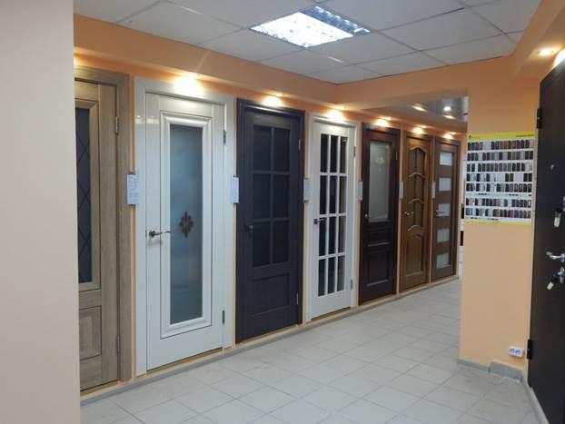 Галерея дверей в салоне Вопрос Ремонта в Витебске