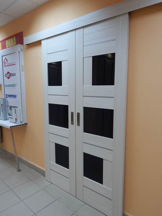 Раздвижные двери в салоне Вопрос Ремонта