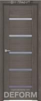 Deform D11 дверь межкомнатная экошпон