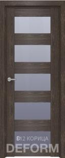 Deform D12 дверь межкомнатная экошпон