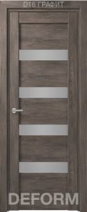 Deform D16 дверь межкомнатная экошпон