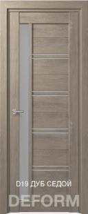Deform D19 дверь межкомнатная экошпон