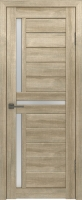 Межкомнатная дверь Лайт 16 ДО Дуб мокко