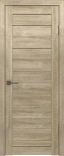 Межкомнатная дверь Лайт 6 ДГ Дуб мокко