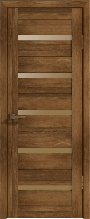 Межкомнатная дверь Лайт 7 ДО Корица