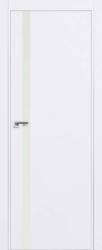 Дверь 6E Аляска, белый лак