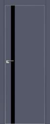 Дверь 6E Антрацит, черный лак