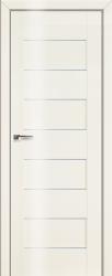 Дверь 45L Магнолия люкс, графит