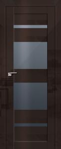 Дверь 72L Терра, графит