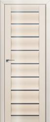 Дверь 76L Магнолия люкс, графит
