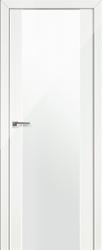Дверь 8L Белый люкс, белый триплекс