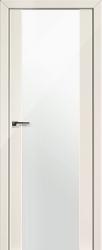 Дверь 8L Магнолия люкс, белый триплекс