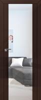 Дверь 8L Терра, зеркальный триплекс