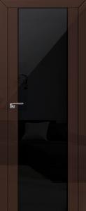Дверь 8L Терра, черный триплекс