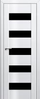 Дверь 29L Белый люкс, графит