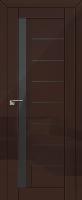 Дверь 37L Терра, графит