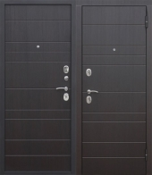 Гарда Барселона дверь входная металлическая