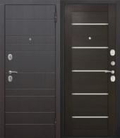 Гарда Барселона Царга венге дверь входная металлическая