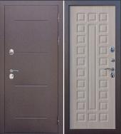 Гарда Изотерма Лиственница мокко дверь входная металлическая