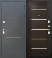 Гарда Муар Царга Венге дверь входная металлическая