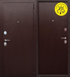 Гарда Стройгост 5 РФ мет/мет дверь входная