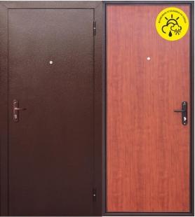 Гарда Стройгост 5 РФ Рустикальный дуб дверь входная