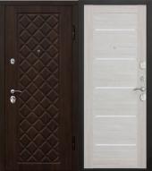Гарда Камелот Царга Лиственница беж дверь входная металлическая