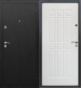 Йошкар Сопрано дуб Молочный дверь входная металлическая