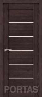 Дверь S22 Орех шоколад