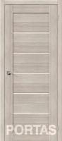Дверь S22 Лиственница крем