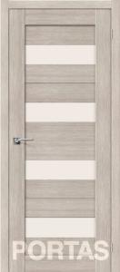 Дверь S23 Лиственница крем