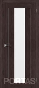 Дверь S23 Орех шоколад
