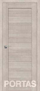 Дверь S20 Лиственница крем