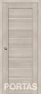 Дверь S21 Лиственница крем