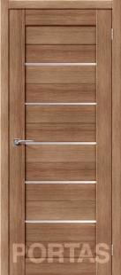 Дверь S22 Орех карамель