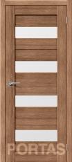 Дверь S23 Орех карамель