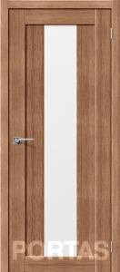 Дверь S25 Орех карамель