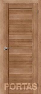 Дверь S20 Орех карамель