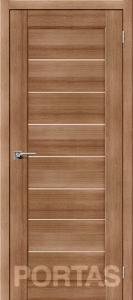 Дверь S21 Орех карамель