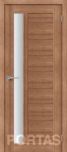 Дверь S28 Орех карамель