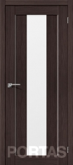 Дверь S25 Орех шоколад