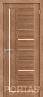 Дверь S29 Орех карамель