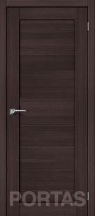 Дверь S20 Орех шоколад