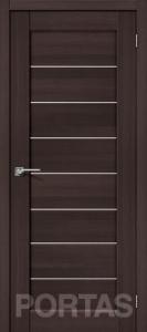 Дверь S21 Орех шоколад