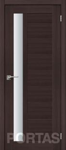 Дверь S28 Орех шоколад