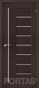 Дверь S29 Орех шоколад