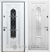 Дверь Лацио, серебро