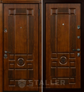 Сталлер Рим дверь стальная металлическая