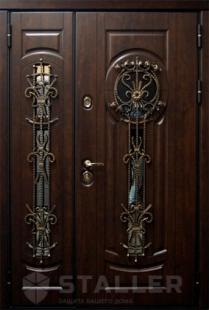 Дверь Сицилия двухстворчатая